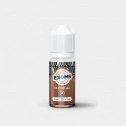 e-liquide blend 44 by EKOMS (saveurs tabac blond)