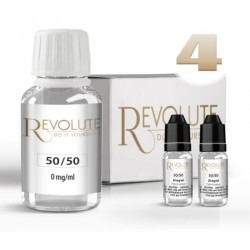 Pack 100 ml DIY 4 en 50/50 Revolute