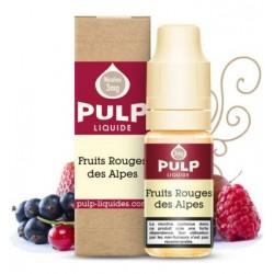 E liquide Fruits Rouges des Alpes