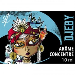 Arôme concentré Djeby HIGH-END REVOLUTE